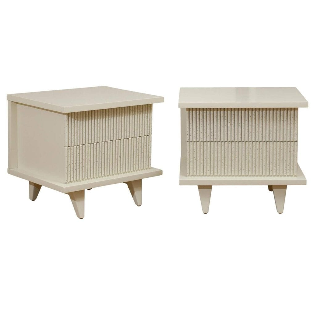 5848f9a0b8ba Stunning End Tables or Night Stands by American of Martinsville